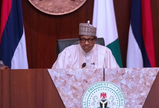 June 12, 2020 President Muhammadu Buhari's Full Democracy Day Speech