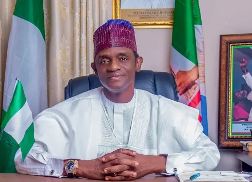 BREAKING: Yobe governor Mala Buni appointed APC caretaker committee chairman