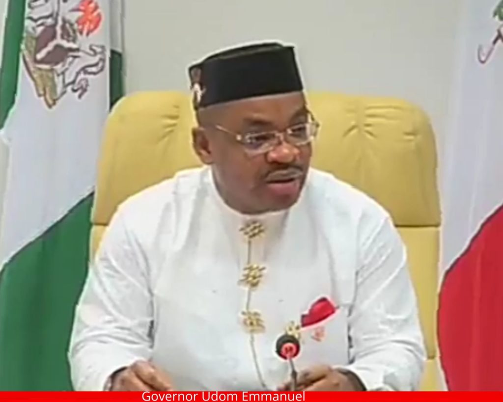 Akwa Ibom State Governor Udom Emmanuel announces lifting of ban on funeral and marriage ceremonies effective tomorrow