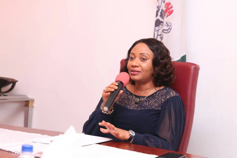 Wife of Akwa Ibom State governor, Mrs. Martha Udom Emmanuel Urges youths to shun get-rich-quick syndrome