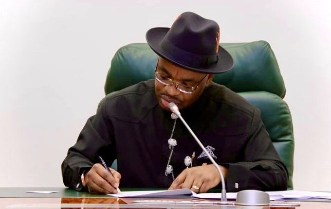 Governor Udom Emmanuel approves review of curfew to start from 10pm to 6am daily
