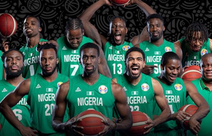 Nigeria's D'Tigers coach, Mike Brown names 12-man roster for 2021 Afrobasket qualifiers.
