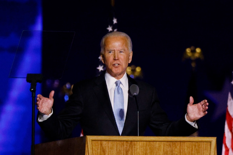 U.S President elect Joe Biden names over 100 White House appointees