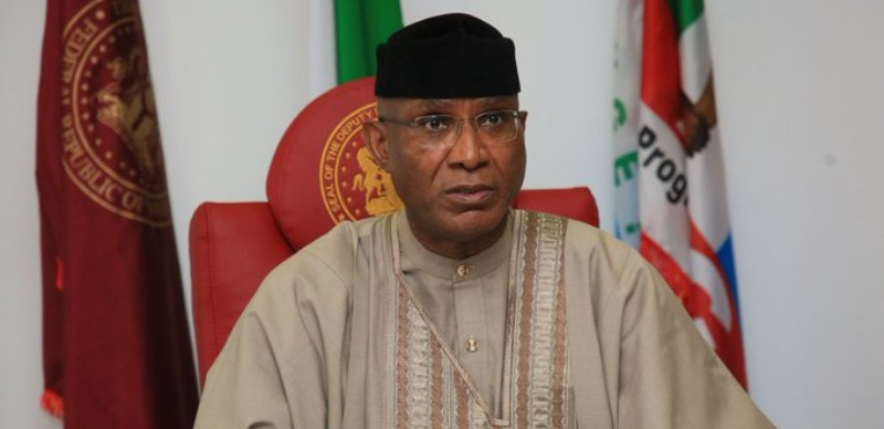 Deputy Senate President, Ovie Omo-Agege, says COVID-19 outbreak disrupted plans to amend constitution