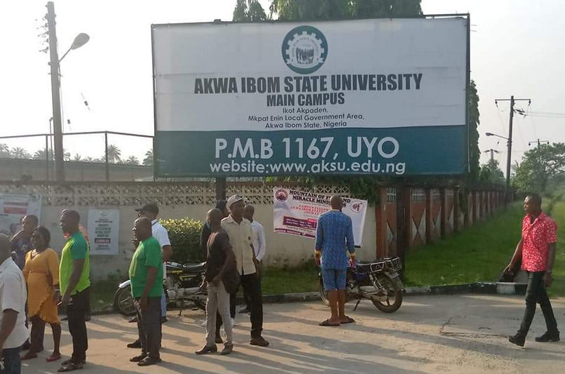 ASUU, Akwa Ibom State University chapter begins indefinite strike