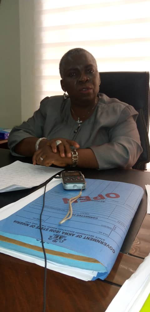 A'IBOM SSEB BOSS SPEAKS MORE ON ONGOING TEACHERS' RECRUITMENT *As Board Shortlists 26,000 For CBT Test