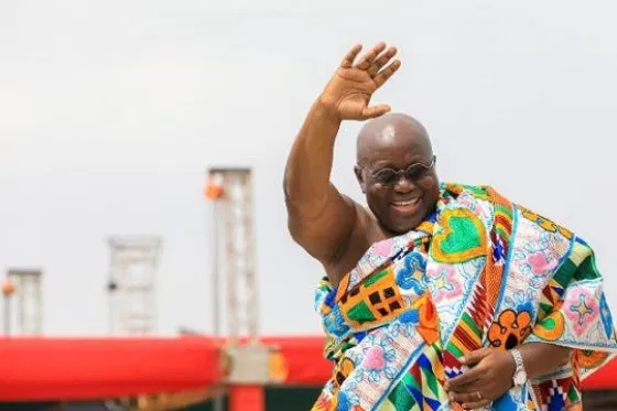 Ghana's President Nana Akufo-Addo becomes world's first recipient of Covax coronavirus vaccine