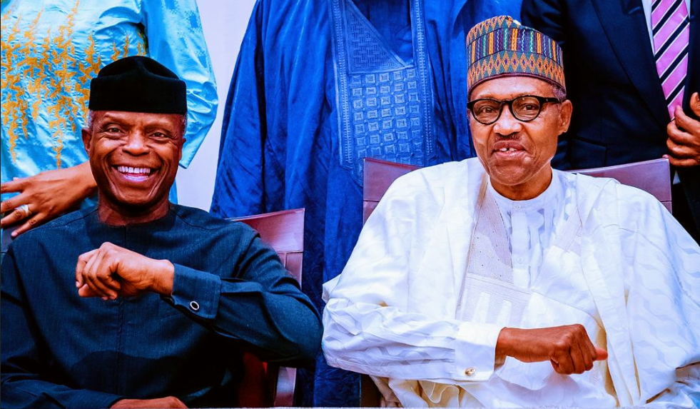 President Muhammadu Buhari and Vice President Yemi Osinbajo To Take COVID-19 Vaccine On Saturday