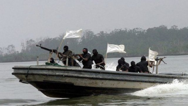 Akwa Ibom state police command recovers arms from sea pirates