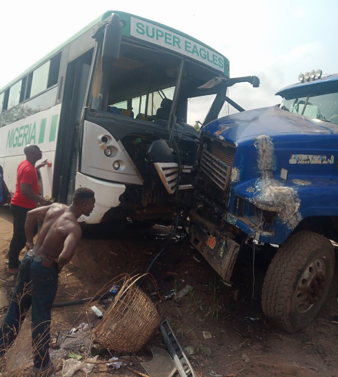 Akwa United involved in accident on trip for NPFL Match Day 15 in Kaduna