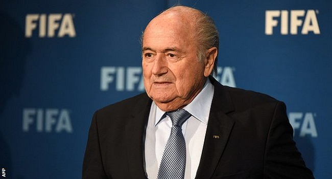 FIFA Extends Ban On Sepp Blatter By Six Years