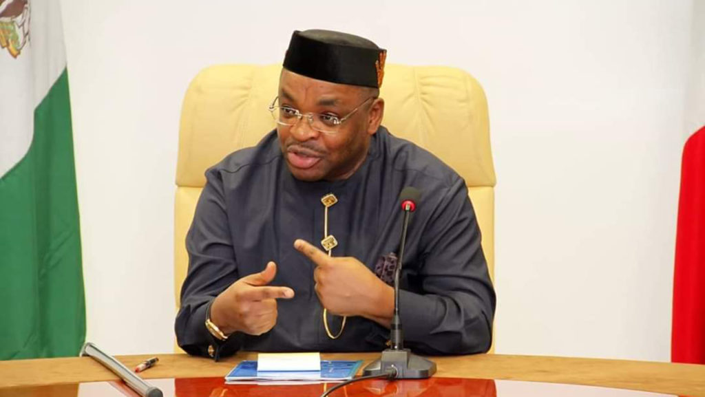 Akwa Ibom State Governor Udom Emmanuel approves commencement of construction of 1.4 Billion Dollars fertilizer and ammonia plant