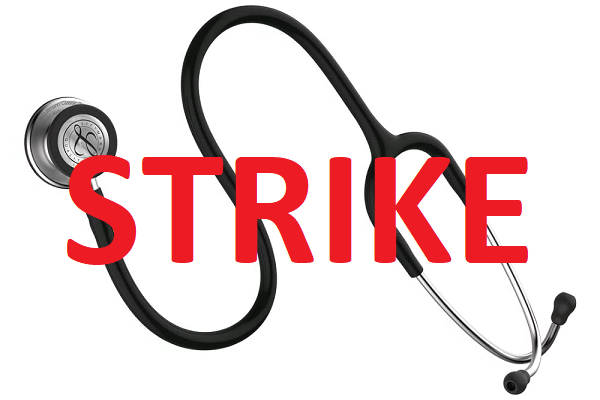 Nigerian Association of Resident Doctors commence nationwide strike
