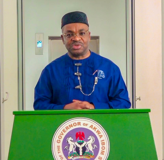 Akwa Ibom state Governor Udom Emmanuel directs relocation of Directorate of Solid Minerals from Ministry of Transport to Ministry of Environment