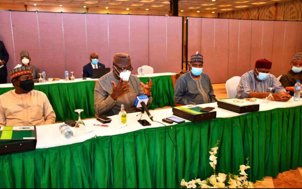 Nigerian Governors' Forum sets May 2021 as date for implementation of financial autonomy for state legislative and judiciary institutions