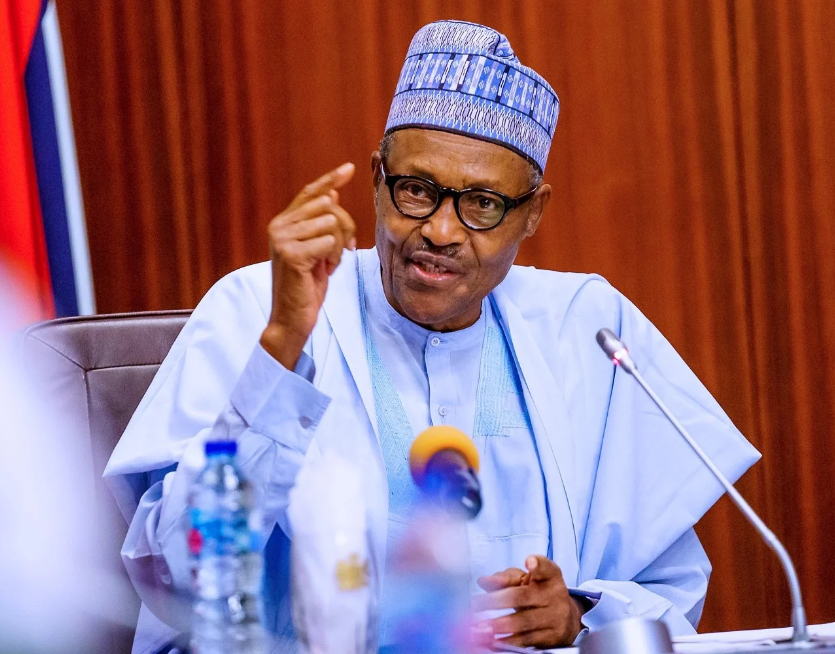 Presidency criticises calls for secession, says President Muhammadu Buhari will not be bullied
