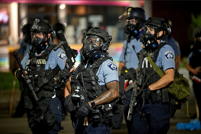 US launches federal probe into Minneapolis police