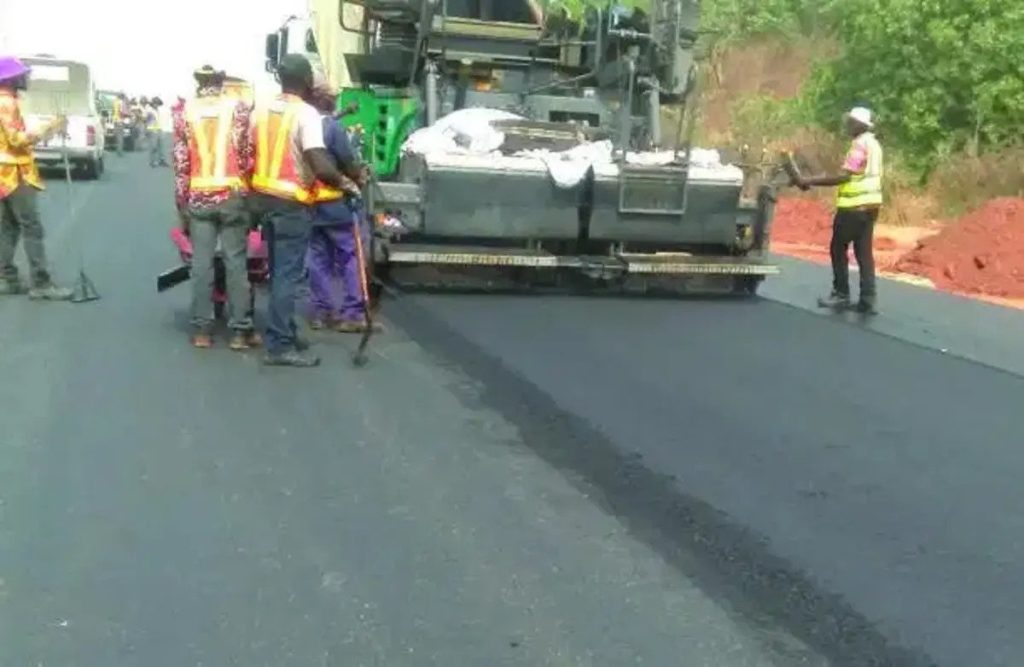 The Federal government restates commitment to quality road projects across the country