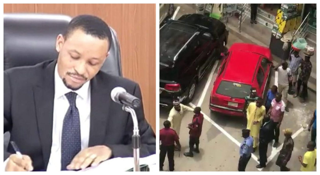 Nigerian Bar Association to Investigate Assault Scandal Involving Code of Conduct Tribunal Chairman, Danladi Umar
