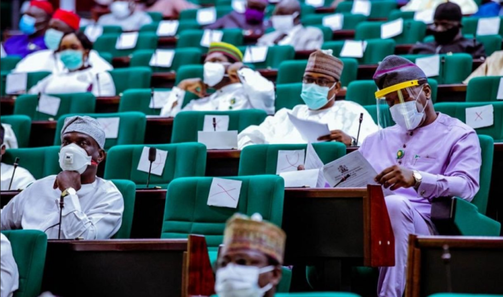 Bill seeking to deregister political parties without seats in any State House of Assembly passes second reading at House of Representatives