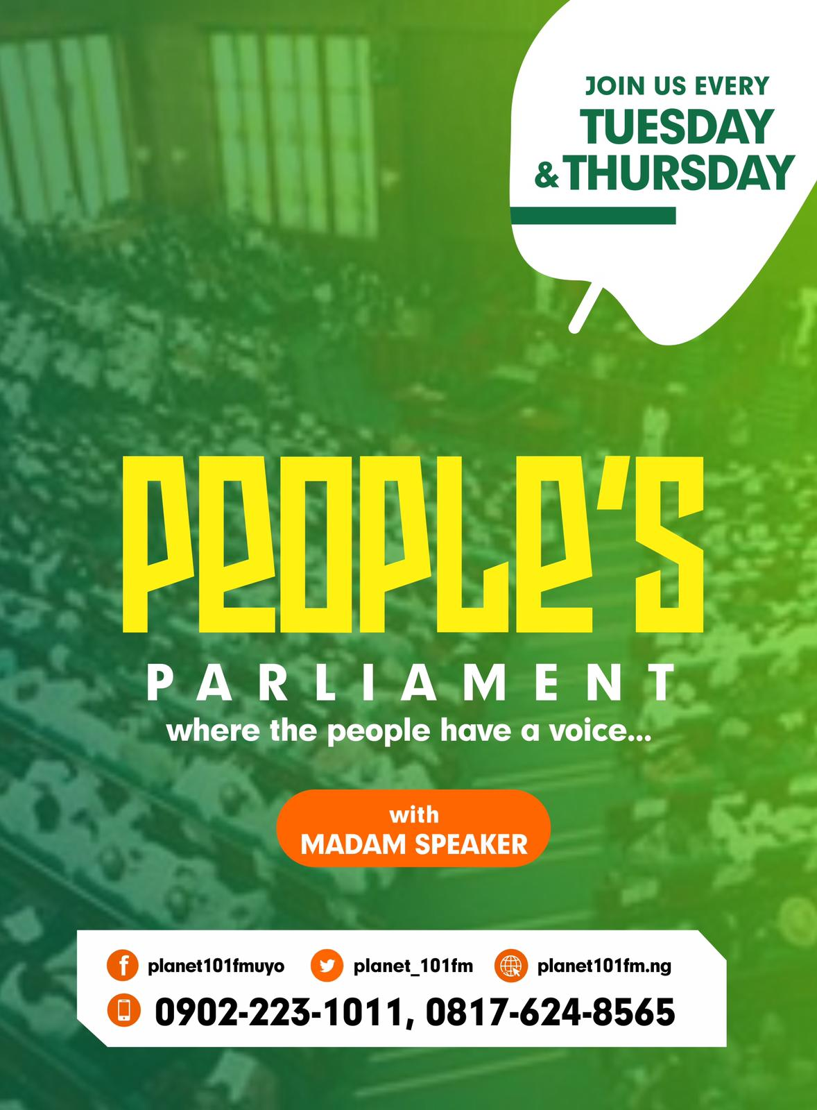 people parliament