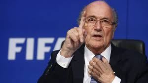 Former FIFA Pres. Blatter calls for successors suspension