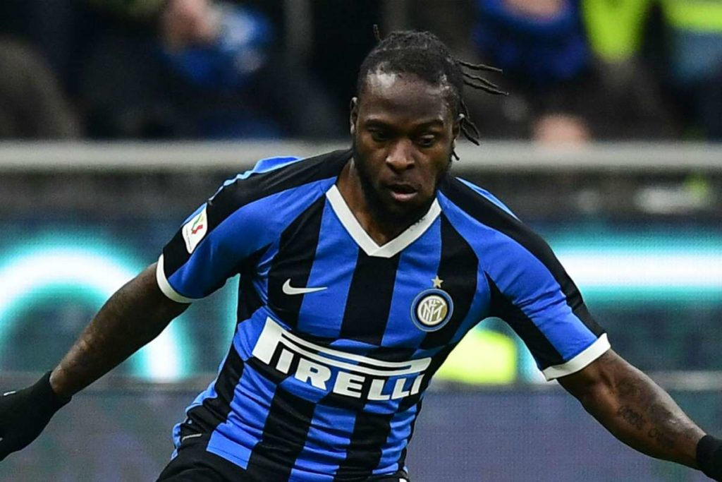 ROMA EYES SWOOP FOR VICTOR MOSES