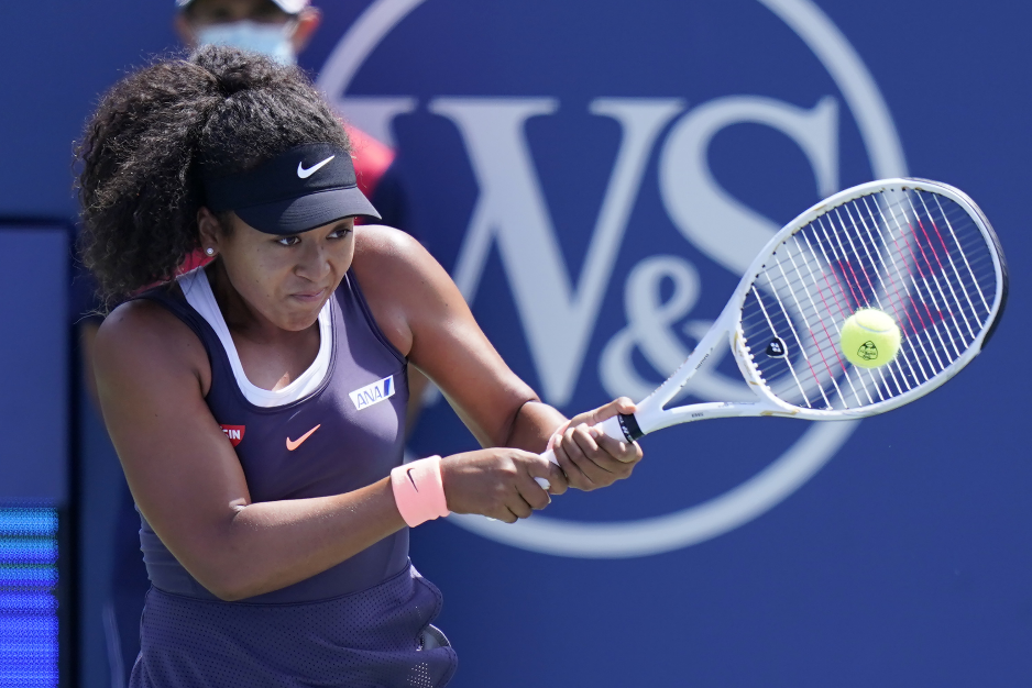 Naomi Osaka to play in WTA Western and Southern Open semi-finals today