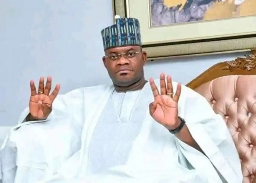 Supreme Court Upholds election of Governor Yahaya Bello of Kogi State
