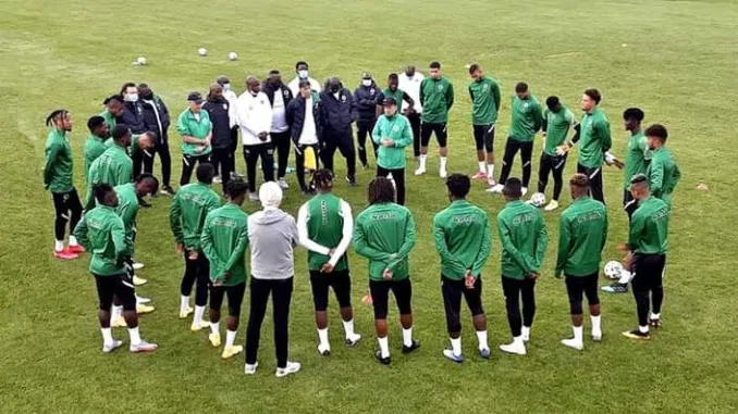 Nigeria Football Federation confirm change in venue for international friendly match between Nigeria and Algeria