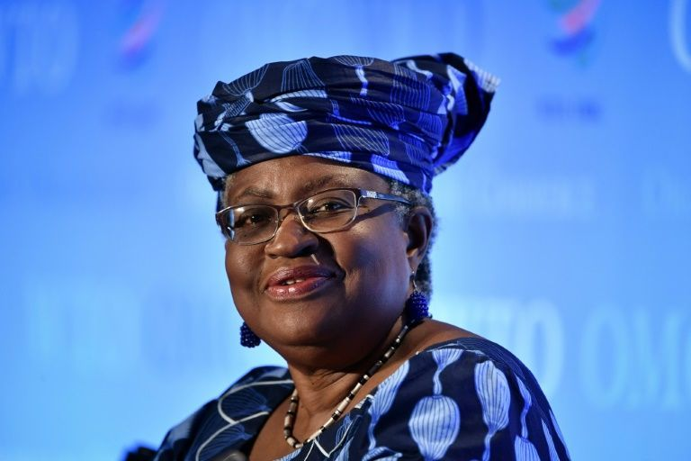 Nigeria's Ngozi Okonjo-Iweala reaches final stage in race towards becoming first female leader of World Trade Organization