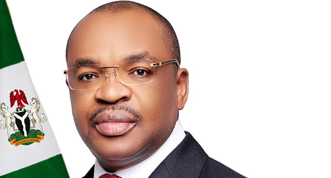 Akwa Ibom State governor, Udom Emmanuel commends President Muhammadu Buhari for prompt response in end SARS protests