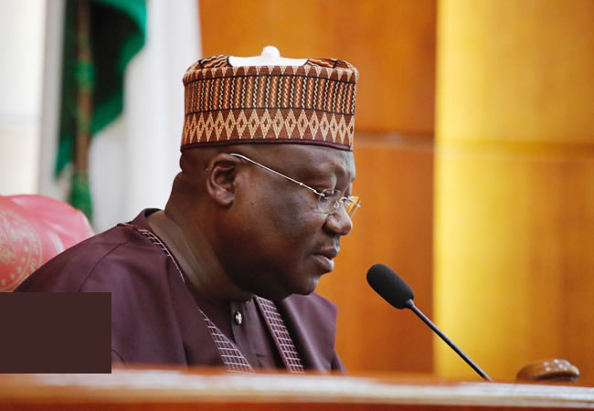 Senate President Ahmad Lawan assures victims of rights abuses by personnel of disbanded SARS Squad of justice