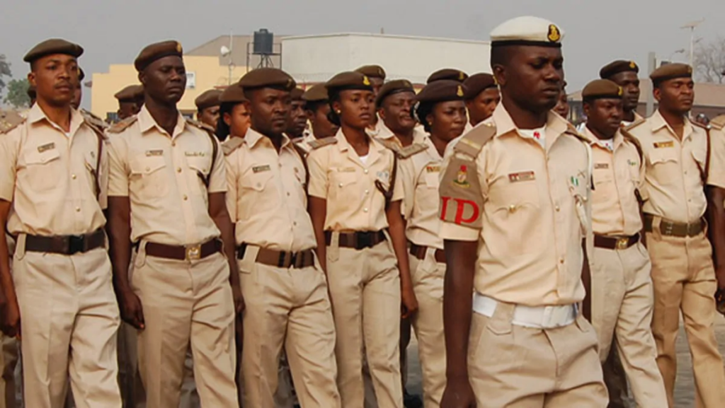 FG removes HND, degrees disparity for paramilitary officers