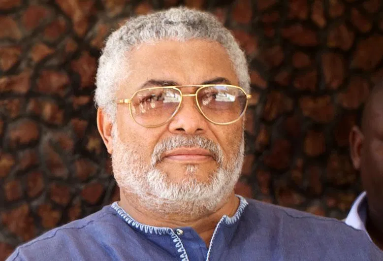 Ghana's former President Jerry John Rawlings is dead