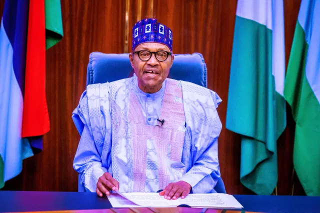 President Buhari vows not to allow a repeat of the #Endsars protest
