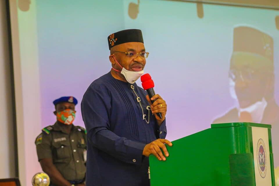 Akwa Ibom State Governor Udom Emmanuel directs immediate employment of 1,000 teachers for public secondary schools