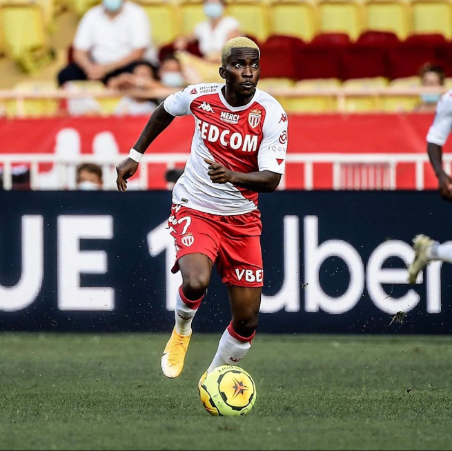 Onyekuru set to leave Monaco in January
