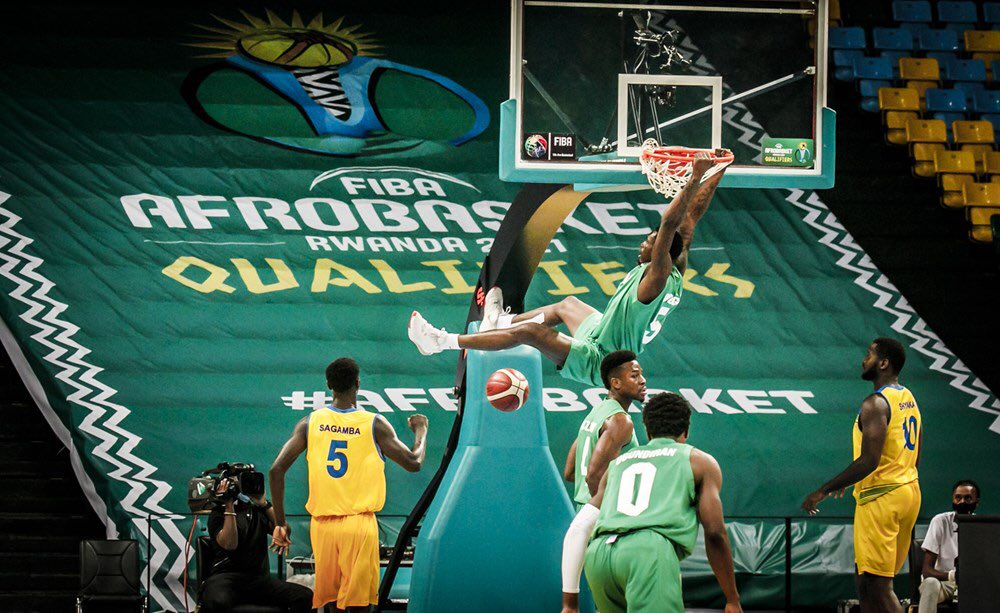Nigeria's D'Tigers Defeat Mali to Maintain Perfect Start in Rwanda