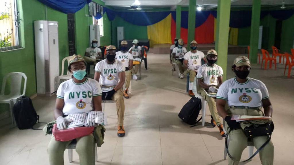 NYSC refutes report of rising cases of COVID-19 in orientation camps nationwide