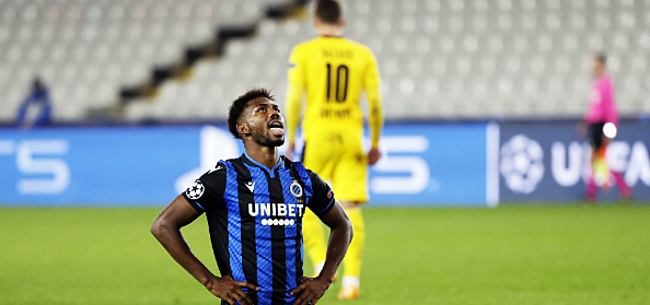 Emmanuel Dennis dropped from Club Brugge UCL squad for Disciplinary Reasons.