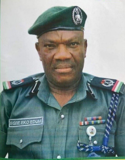 Cross River State Police Command confirms murder of Assistant Commissioner of Police, Egbe Edum in Calabar today