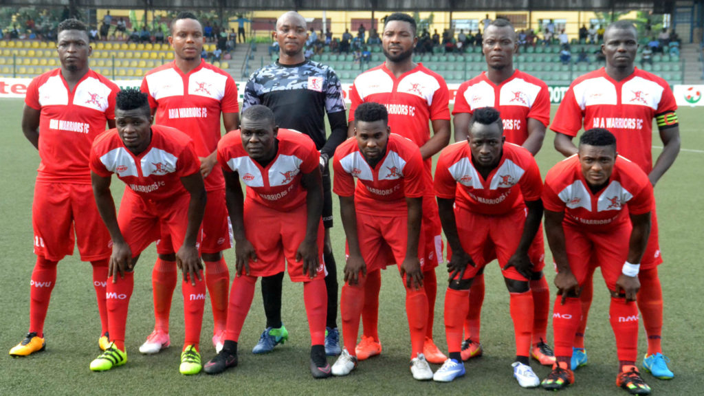 Abia Warriors Coach Imama Amakakpabo gets three-match ultimatum to record wins