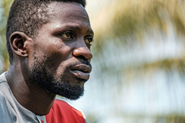Bobi Wine describes Ugandan election as one marred by fraud, and violence