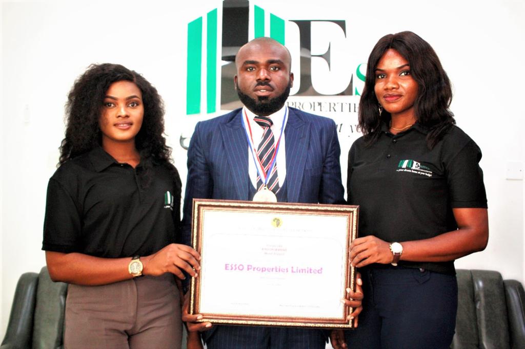 Ezenagu, Real Estate Rising Star, inducted into LEADS Africa Hall of Fame