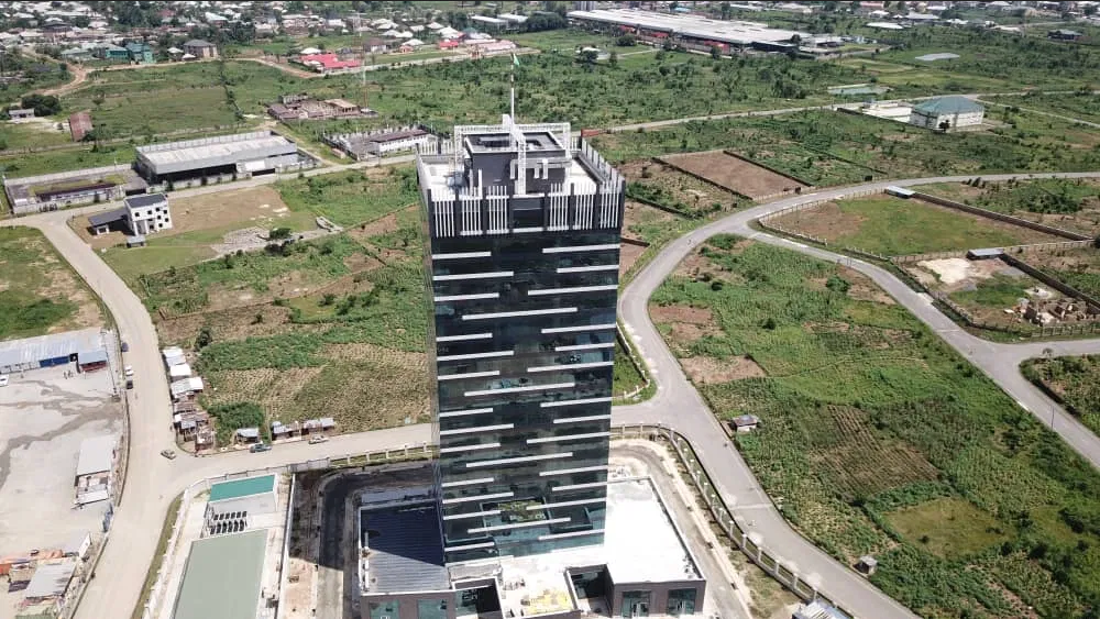 Akwa Ibom State government to commence process of leasing out 21 Storey Intelligent building to high end clients