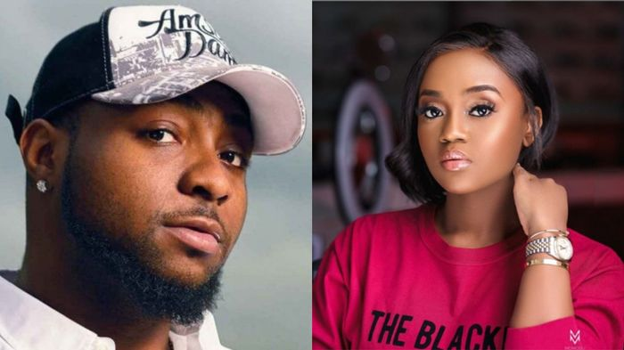 Chioma reportedly deletes all Davido's pictures
