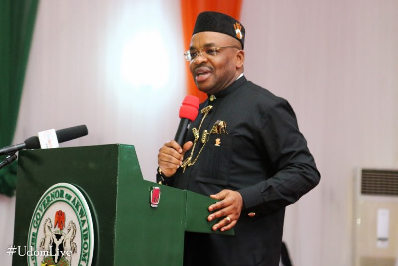 Akwa Ibom State Government has prohibited the use of schools for ceremonies during weekdays