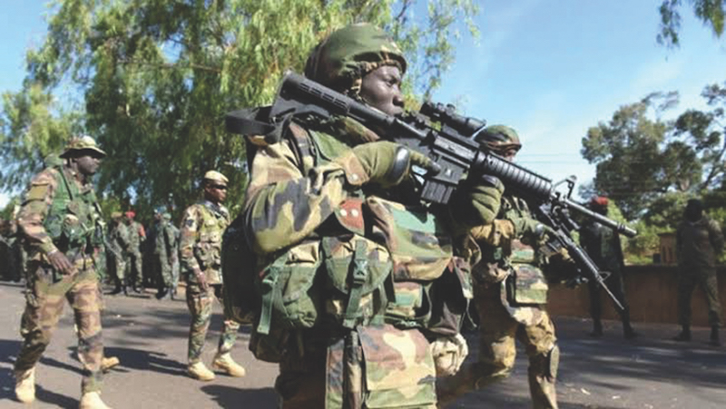 Nigerian Army releases statement calling for calm over military operation in Essien Udim Local Government Area