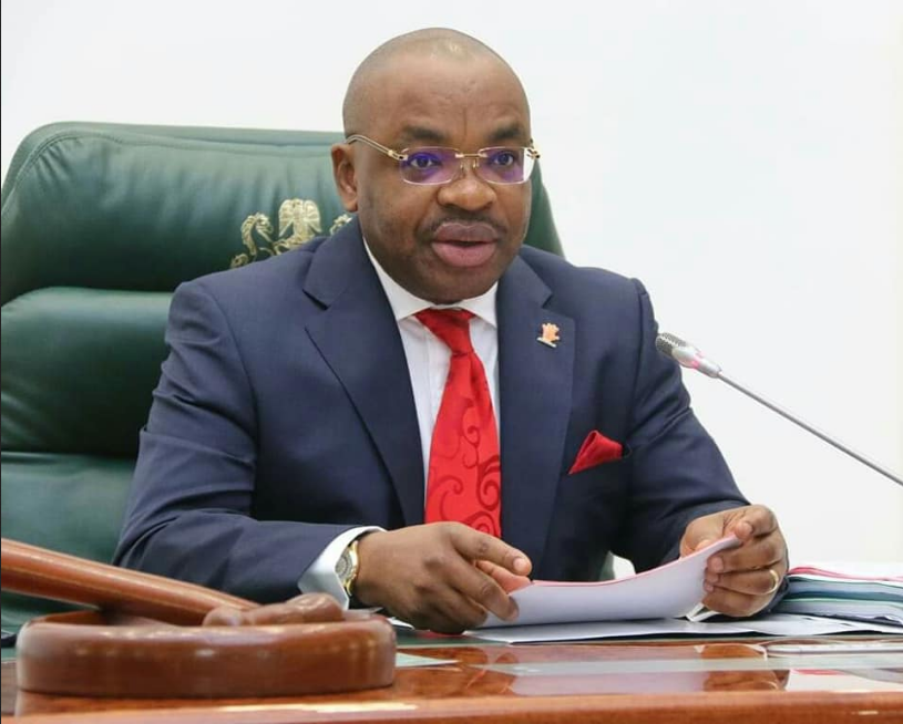 Akwa Ibom state Governor Udom Emmanuel Sues for Food Security as Panacea for Stable Society